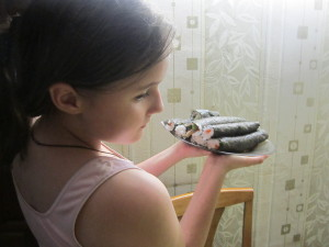 роллы в домашних условиях