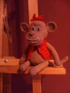 обезьянка - символ 2016 года