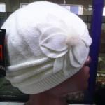 шапки вязаные